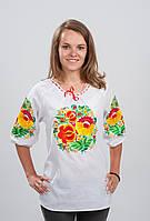 Женская украинская Петриковская роскошь