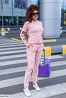 Батальный стильный прогулочный костюм 0108