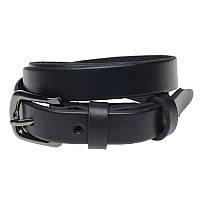 Женский кожаный ремень Borsa Leather 100MKW2-black