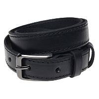 Женский кожаный ремень Borsa Leather 110MKW5-black