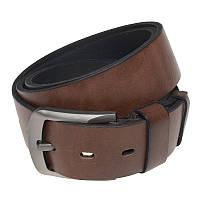 Кожаный ремень Borsa Leather 115rmas21-brown