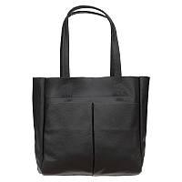 Женская кожаная сумка Ricco Grande 1L926-black