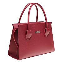 Стильная женская сумка Monsen 10847-burgundy