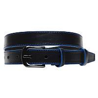 Ремень женский кожаный Borsa Leather 110R05250304-black