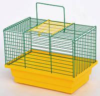 Клетка для попугая  Пташка краска