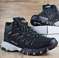 Зимние ботинки The North Face Ultra 110 черные 41-46рр. Живое фото. Реплика
