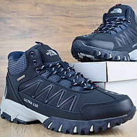 Зимние ботинки The North Face Ultra 110 синие 41-46рр. Живое фото. Реплика