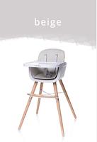Стульчик для кормления 4Baby Scandy Biege