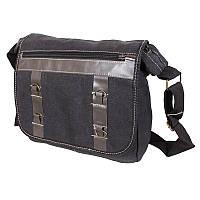 Мужская матерчатая сумка Monsen 10303229-black