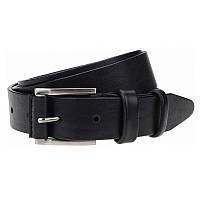 Кожаный  ремень Borsa Leather 115R1350018-black, фото 1