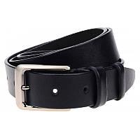 Мужской кожаный  ремень Borsa Leather 125R1350053-black, фото 1