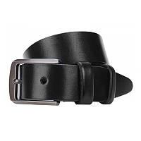 Мужской кожаный ремень Borsa Leather 10R115-black, фото 1