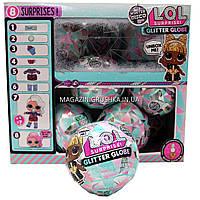 Игровой набор с куклой L.O.L. SURPRISE! серии Winter Disco - Блестящий Шар (561606)
