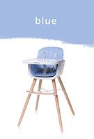 Стульчик для кормления 4Baby Scandy Blue
