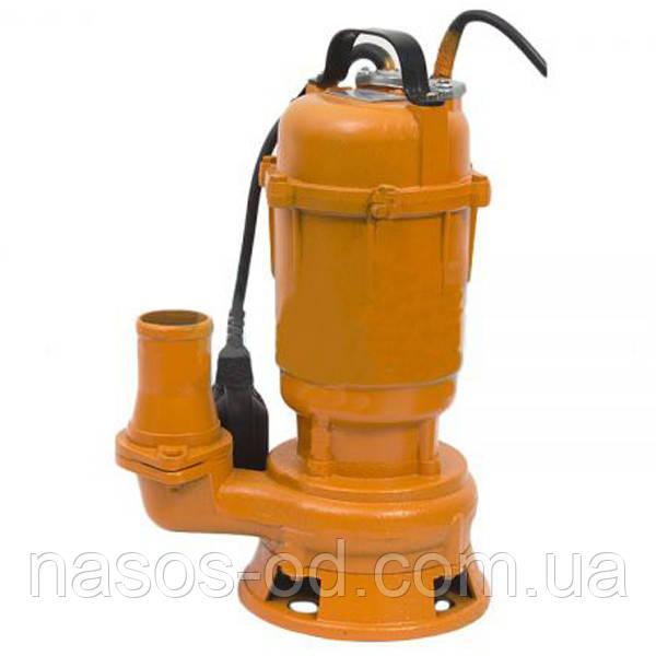 Канализационный насос фекальный PowerCraft WQD для выгребных ям 1.3кВт Hmax14м Qmax250л/мин