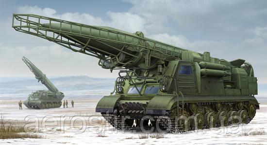 ПУ 2П19 с ракетой Р-17 1/35 Trumpeter 01024