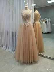 Вечернее, выпускное платье B 2001