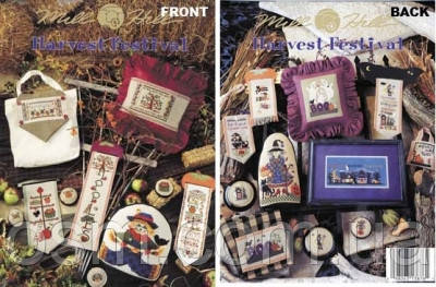 Буклет Harvest Festival Mill Hill Publications