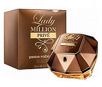 Женские духи в стиле Paco Rabanne Lady Million Prive EDP 80ml