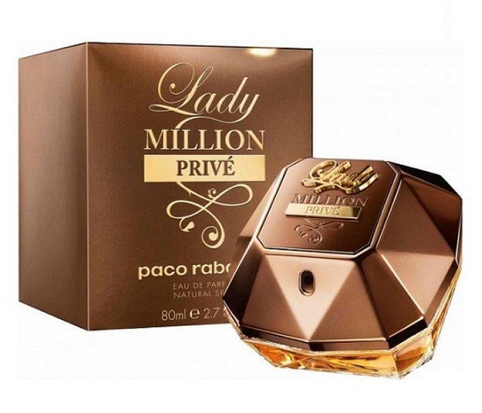 Женские духи в стиле Paco Rabanne Lady Million Prive EDP 80ml