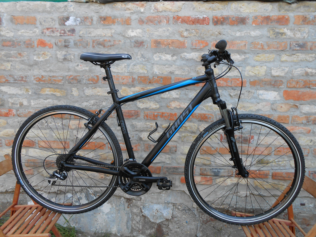 ТО Ghost Сross, городской велосипед 28