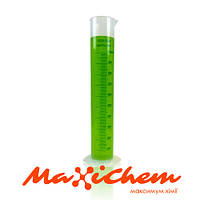 Цилиндр мерный из полипропилена 1000мл, цилиндр лабораторный из пластика