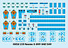 S-300V SAM System 9A82 TELAR 9M82 GIANT 1/35 Trumpeter 09518, фото 3