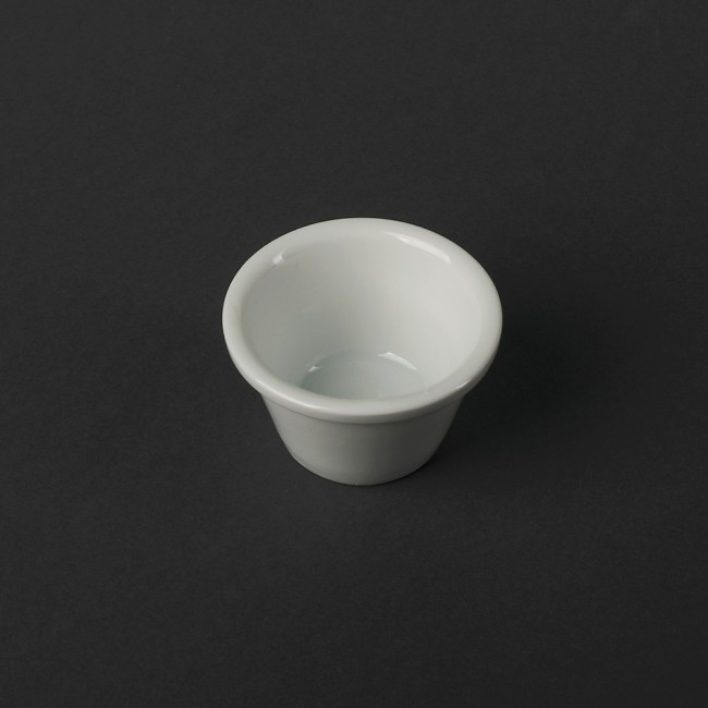 Соусник белый фарфоровый 50 мл HR1555