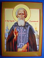 Преподобный Сергий Радонежский., фото 1