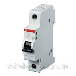 Автоматический выключатель ABB SH201-C6