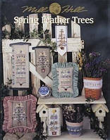 Буклет Spring Feather Trees Mill Hill Publications