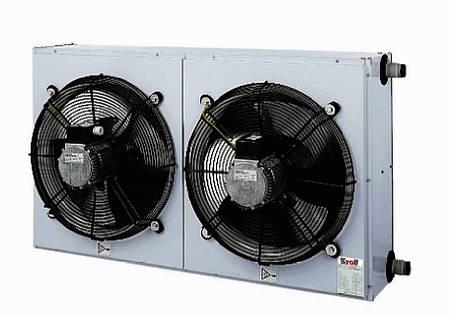 Тепловентилятори з водяним калорифером LH930, фото 2