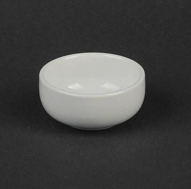 Соусник белый фарфоровый 50 мл HR1558