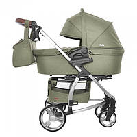 Детская Универсальная коляска 2 в 1 CARRELLO Vista CRL-6501 (Каррелло Виста)