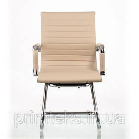 Кресло Solano office artleather beige