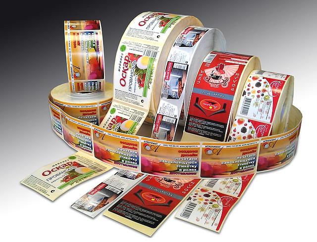 Преимущества принтера с цветной этикеткой