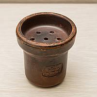 Чаша для Кальяна из красной глины. Чилимы глиняные