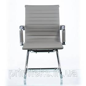 Кресло Solano office artleather grey