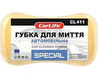 Губка для мытья авто CL-411 Special  с большими порами