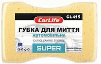 Губка для мытья авто CL-415 Super  с больш. порами