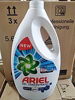 Жидкий порошок для стирки Ariel universal +lenor  5.75 l., Хмельницкий