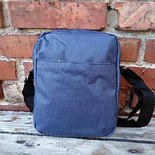 Барсетка сумка мужская мессенджер три отдела