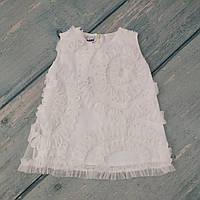 Праздничное платье для девочки на годик, р. 80