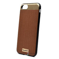 Чехол Remax Mins Creative iPhone 7/8 Brown
