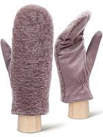 Рукавиці жіночі шкіряні з хутром в 3х кольорах IS993