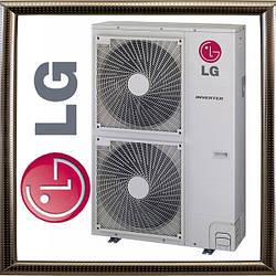Зовнішній блок мульти-спліт систем LG Multi FDX (1 фаза) inverter FM40AH.UO2R0