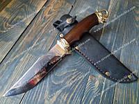 Нож охотничий Слон Эксклюзив Ручная работа. Подарочный