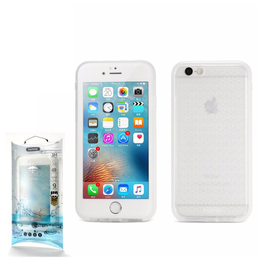 Чехол Remax Journey Waterproof iPhone 6/6s White