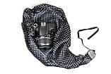 Ремінь-шарф / чохол для DSLR камер ( В магазині ), фото 3