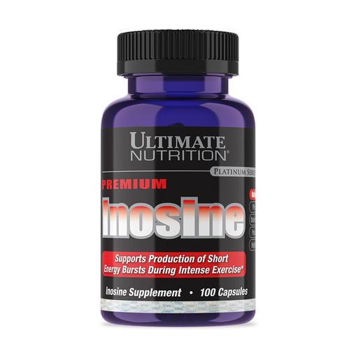 Инозин Ultimate Nutrition Inosine (100 капс) ультимей тнутришн